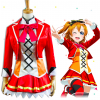 Love Live! The School Idol Movie Sunny Day Song Honoka Kosaka Cosplay Costume