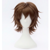 Brown 30 cm Seraph of the End Owari no Serafu Yoichi Saotome Cosplay Wig