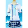 Love Live! Umi Sonoda Sailor Suit Cosplay Costume