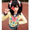 Love Live! Nico Yazawa Constellation Ver. Cosplay Costume