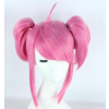 Rosy 40cm League of Legends LOL Star Guardian Lux Cosplay Wig