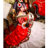 Love Live! SR Nozomi Tojo Magician Ver. Gorgeous Dress Cosplay Costume