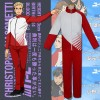 "Yuri!!! on Ice Christophe ""Chris"" Giacometti  Cosplay Costume"
