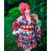 Love Live! Maki Nishikino September Ver. Kimono Cosplay Costume