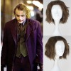 Brown Batman The Dark Knight The Joker Cosplay Wig