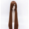 Brown 100cm Vampire Knight Yuki Kuran Cosplay Wig