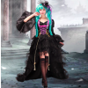Deluxe Vocaloid Hatsune Miku Dress Cosplay Costume