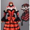 Date A Live Kurumi Tokisaki Cosplay Costume