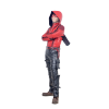 Arrow 3 Red Arrow Roy Harper Arsenal Cosplay Costume