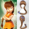 Brown Tinker Bell Fawn Cosplay Wig