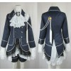 Kuroshitsuji Black Butler Ciel Phantomhive Blue Cosplay Costume - Navy Blue Edition