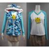 Super Sonico Tiger Super Sonico Cosplay Costume