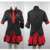 Blood-C Saya Kisaragi Girl School Uniform Cosplay Costume