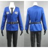 Axis Powers Hetalia England Pink Police Cosplay Costume