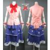 Touhou Project Suika Ibuki Cosplay Costume