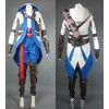 Assassin's Creed III Connor Kenway Cosplay Costume - Light Blue Edition