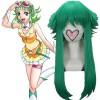 Green 45cm Vocaloid Gumi Cosplay Wig