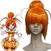 Orange Smile PreCure! Akane Hino Cure Sunny Nylon Cosplay Wig