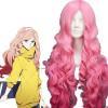 Pink 90cm Uta no Prince-sama Ringo Tsukimiya Cosplay Wig